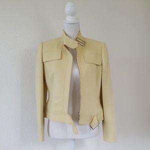 Anne Klein citron color jacket